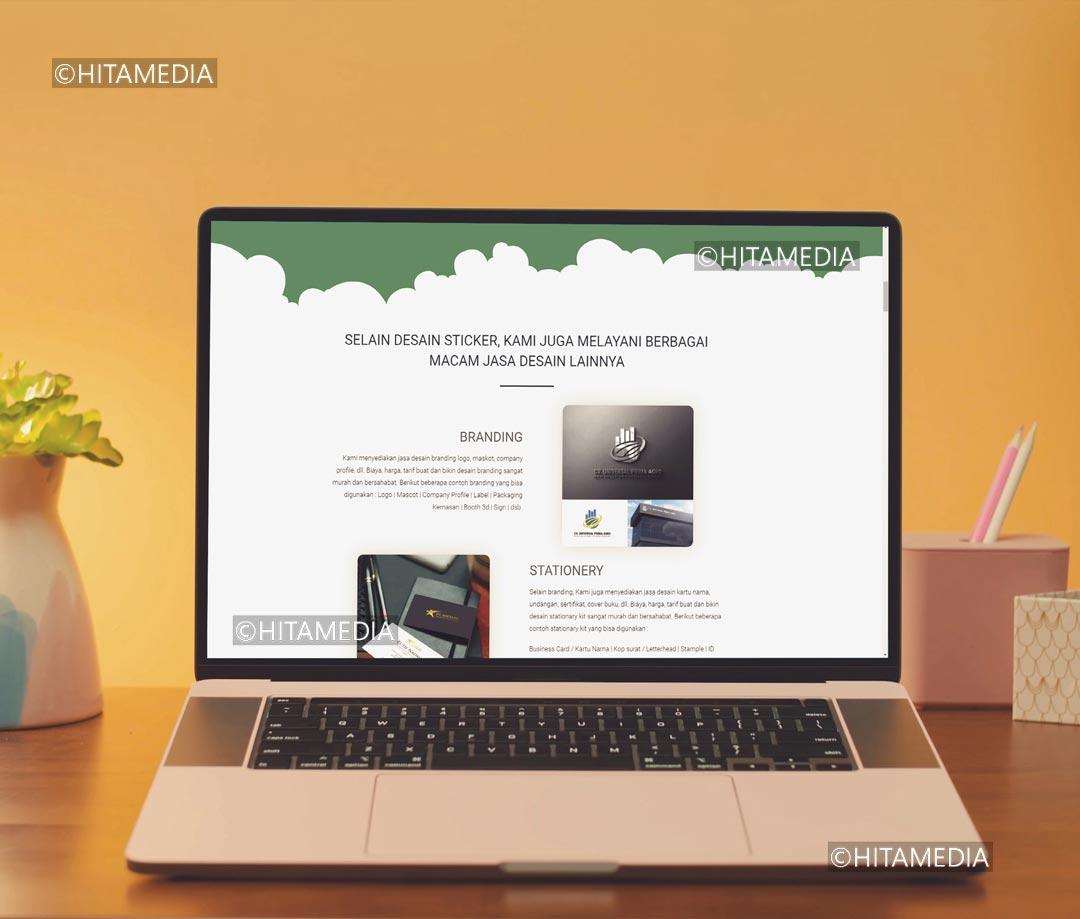 portofolio Jasa Pembuatan Website Media Online